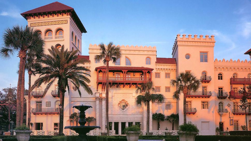 Casa Monica Hotel St. Augustine
