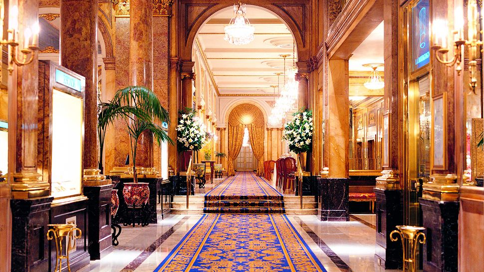 Alvear Palace Hotel — city, country
