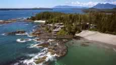 The Wickaninnish Inn  Tofino, Canada