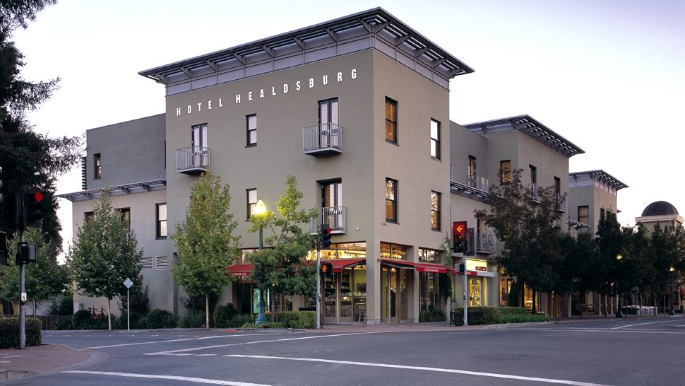 Hotel Healdsburg — city, country