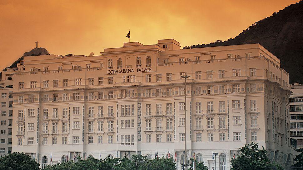 Copacabana Palace — Rio de Janeiro, Brazil