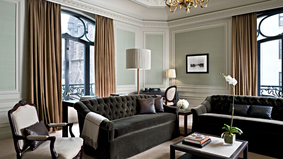 The St. Regis New York — city, country