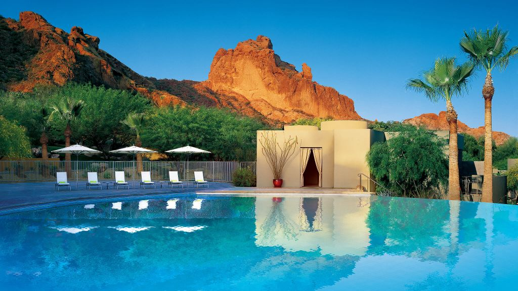 Sanctuary on Camelback Mountain  city, country