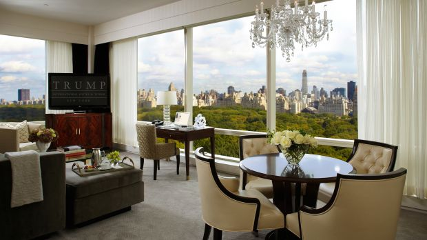 Trump International Hotel & Tower New York — Columbus Circle, United States