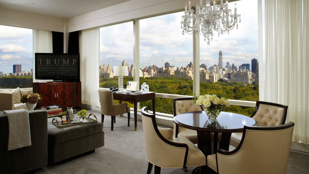 Trump International Hotel & Tower New York — city, country