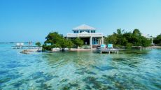 Cayo Espanto  Ambergris Caye, Belize