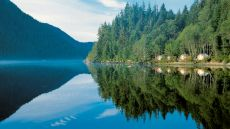 Clayoquot Wilderness Resort - Bedwell River Outpost  Tofino, Canada