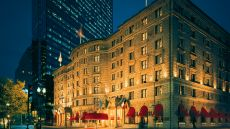 The Fairmont Copley Plaza, Boston  Boston, United States