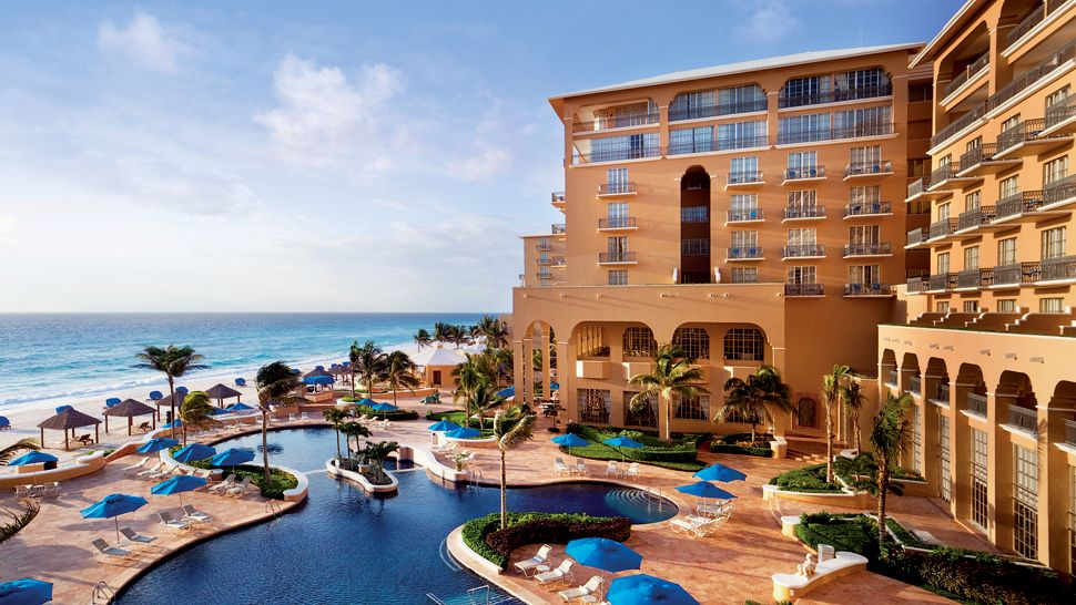 The Ritz-Carlton, Cancun — city, country