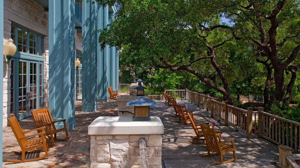 Hyatt regency hill country resort and spa texas united for Texas spas and resorts