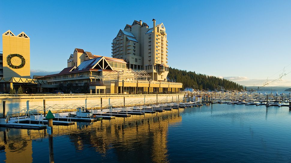 The Coeur d'Alene Resort — city, country