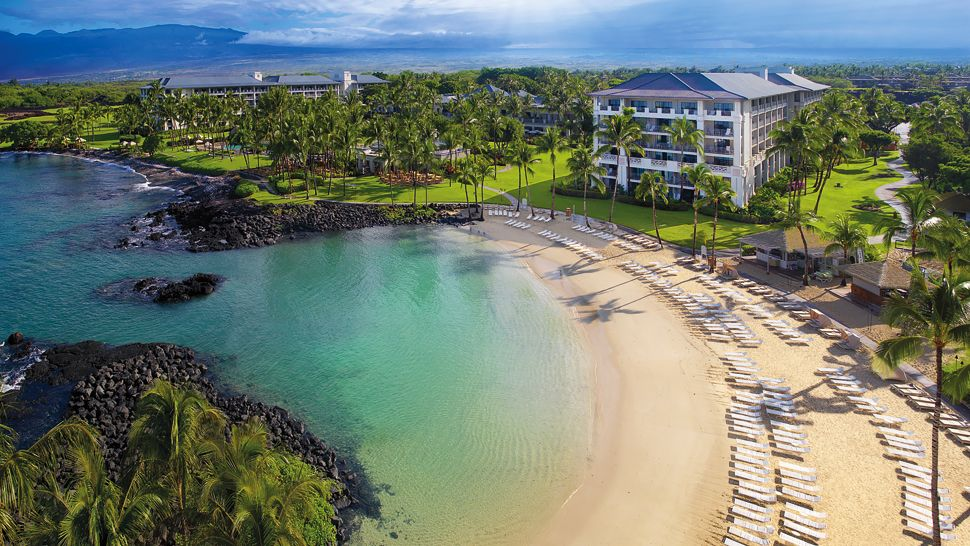 The Fairmont Orchid Hawaii — city, country