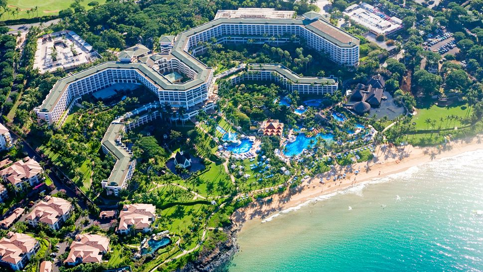 Grand Wailea, a Waldorf Astoria Resort — city, country