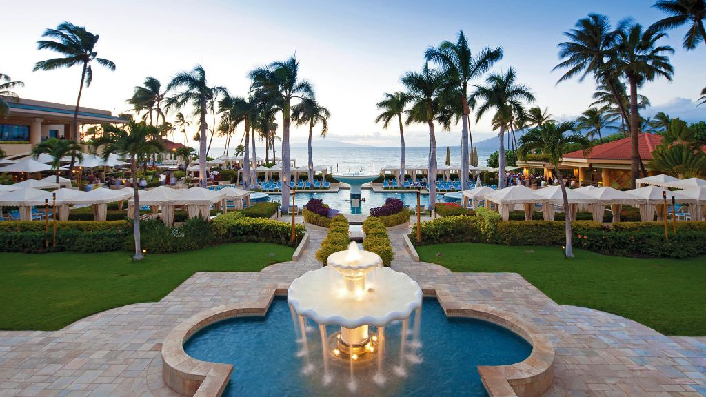 Four Seasons Resort Maui at Wailea — city, country