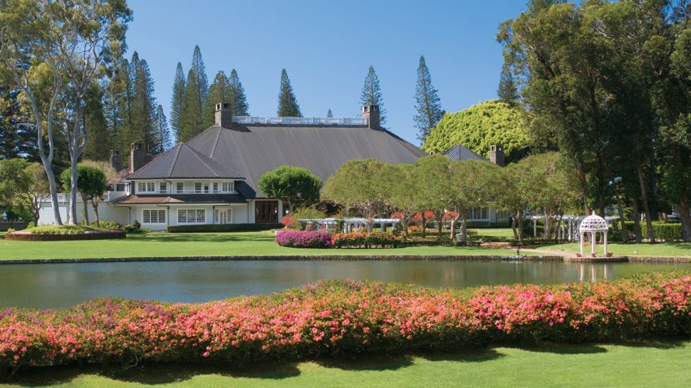 Four Seasons Resort Lana'i, The Lodge at Koele — city, country