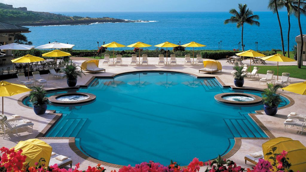 Four Seasons Resort Lana'i at Manele Bay — city, country