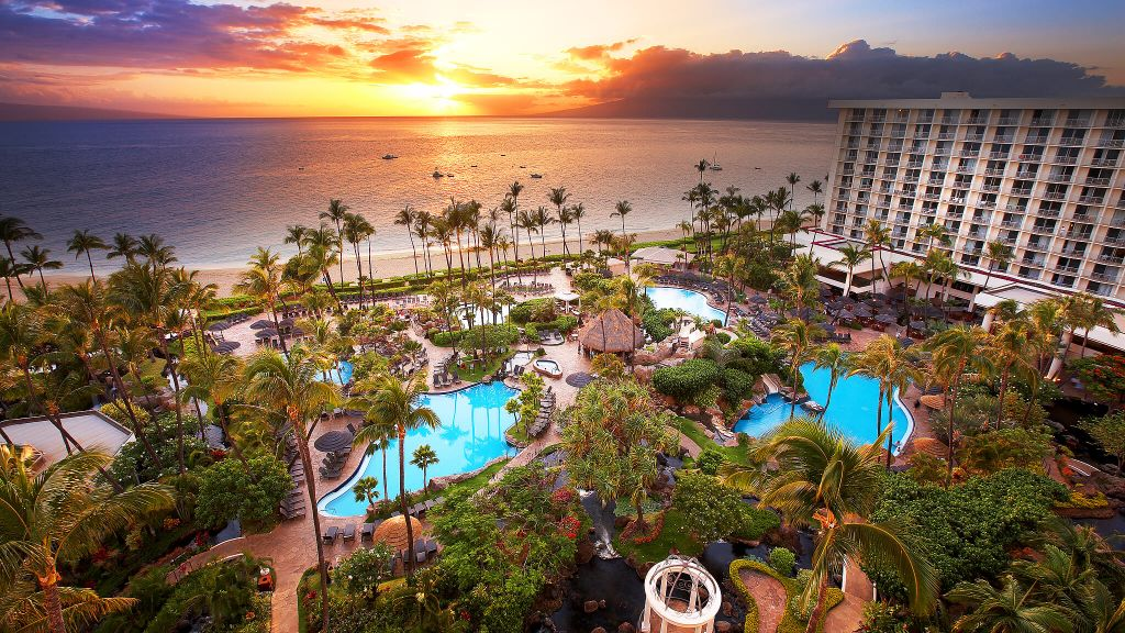 The Westin Maui Resort & Spa — city, country