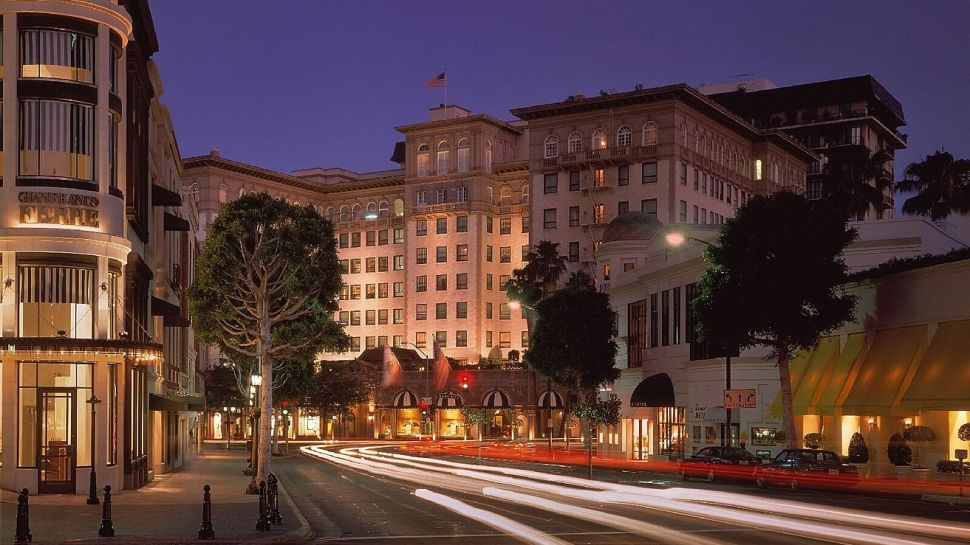 Beverly Wilshire, A Four Seasons Hotel — city, country