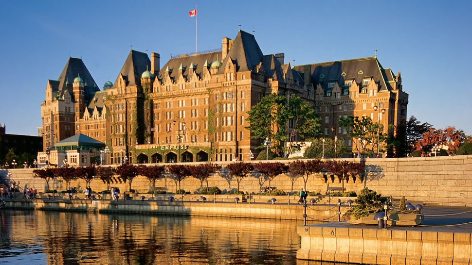 The Fairmont Empress — city, country