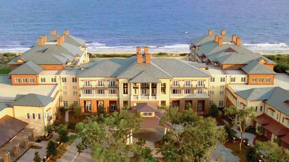 The Sanctuary Is Hotel On Kiawah Island