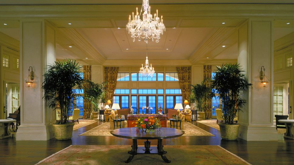 South Beach Hotels >> The Sanctuary at Kiawah Island Golf Resort, South Carolina, United States