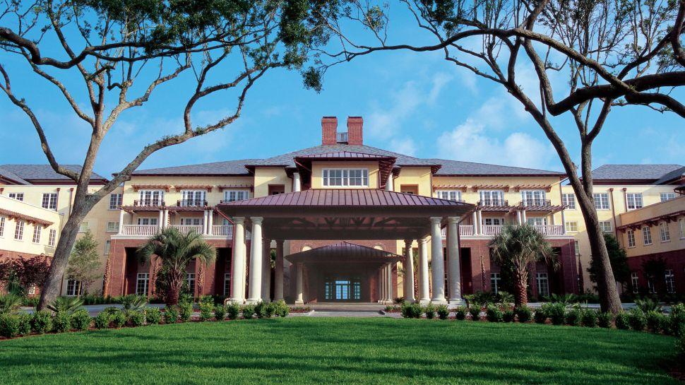 The Sanctuary At Kiawah Island Golf Resort South Carolina