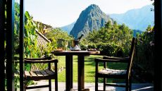 Machu Picchu Sanctuary Lodge  Machu Picchu, Peru