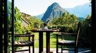 — Machu Picchu Sanctuary Lodge — city, country