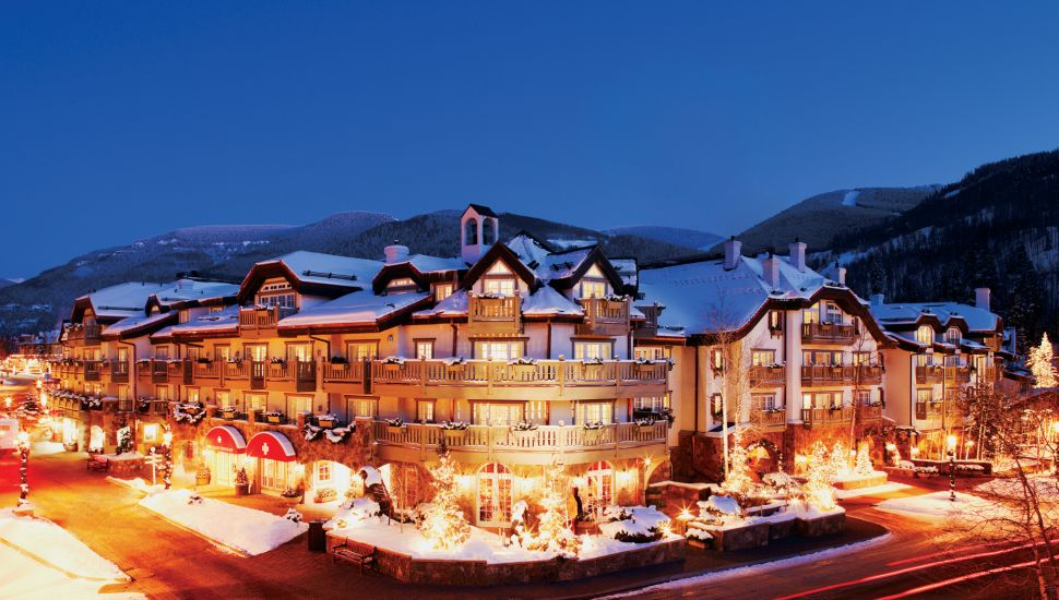 Sonnenalp Resort of Vail — city, country