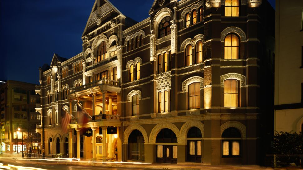 The Driskill — city, country