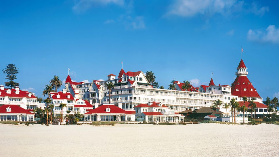 Hotel del Coronado — city, country
