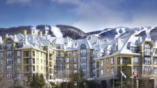 Le Westin Resort and Spa, Tremblant — Mont-T