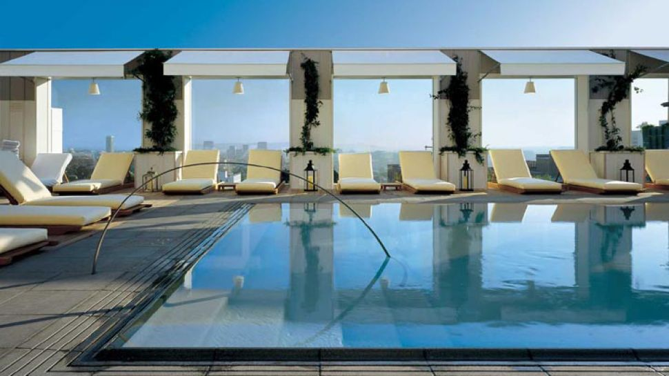 Mondrian Los Angeles Hotel (West Hollywoo CA) - Hotel Reviews