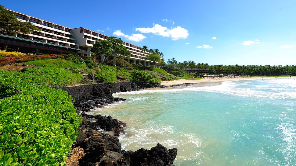 Mauna Kea Beach Hotel  city, country