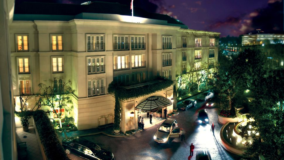 The Peninsula Beverly Hills — city, country