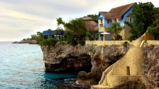 The Caves — Negril, Jamaica