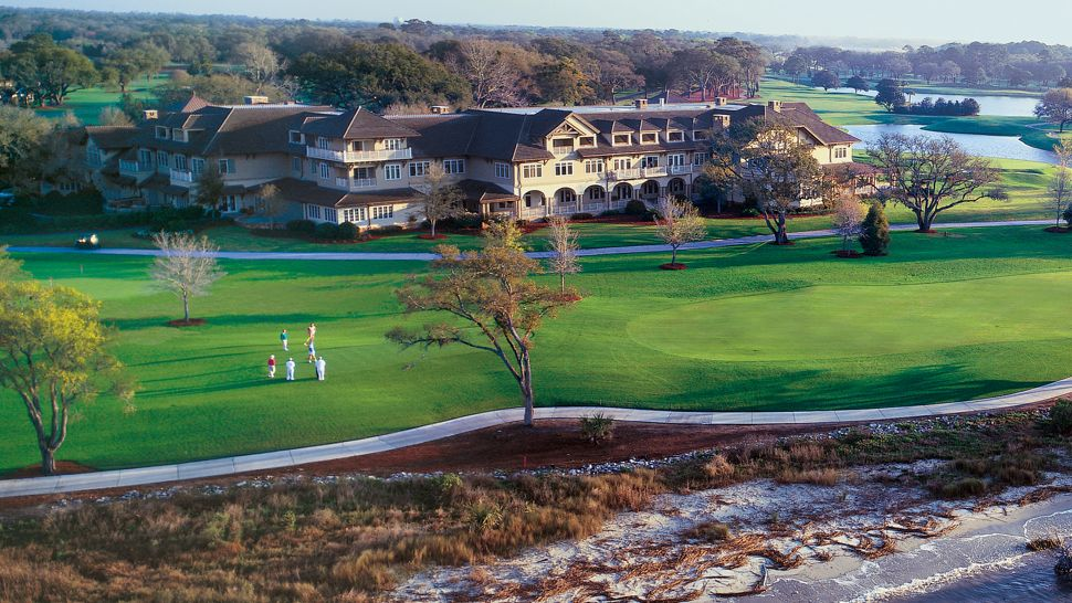The Lodge at Sea Island Golf Club — city, country