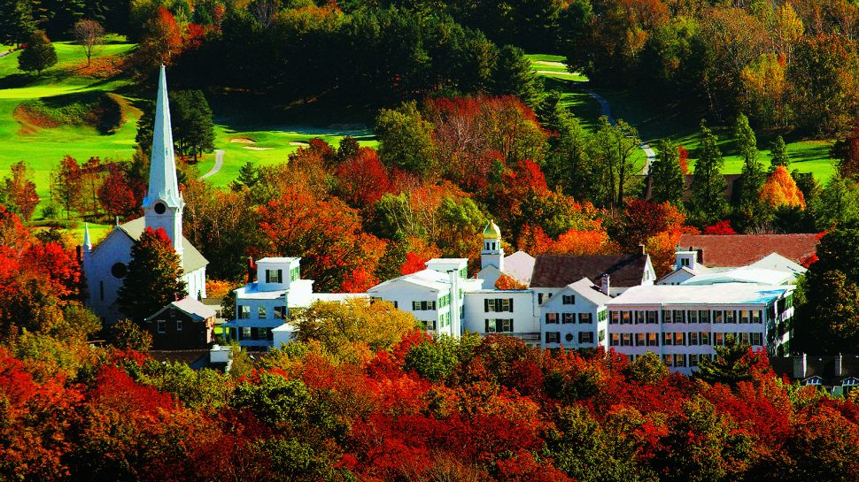 The Equinox Resort Amp Spa Vermont United States
