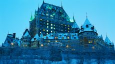 Fairmont Le Chteau Frontenac  Quebec City, Canada