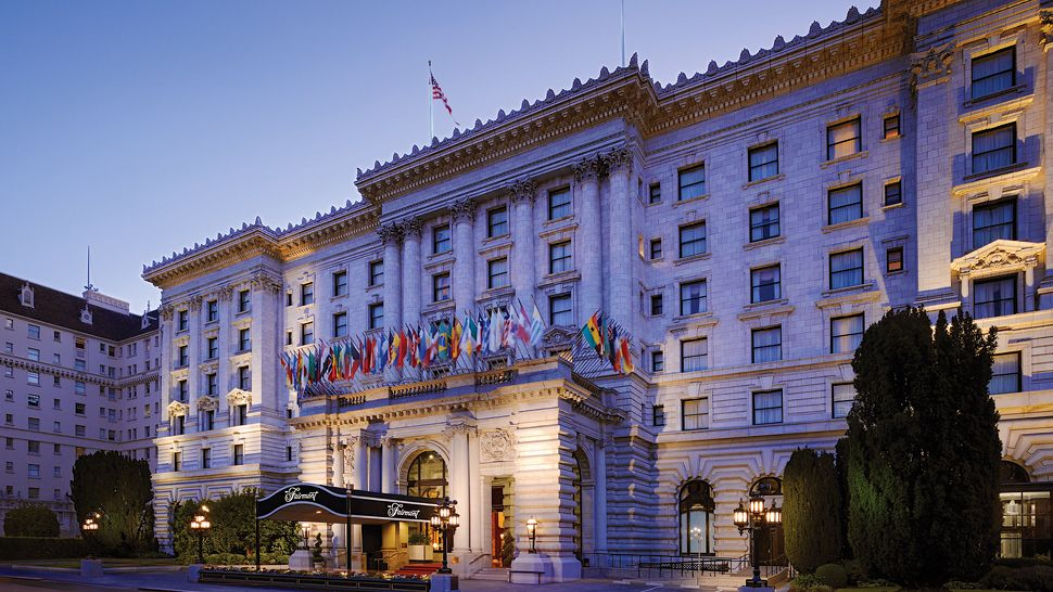 The Fairmont San Francisco — city, country