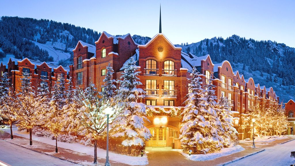 The St. Regis Aspen Resort — city, country
