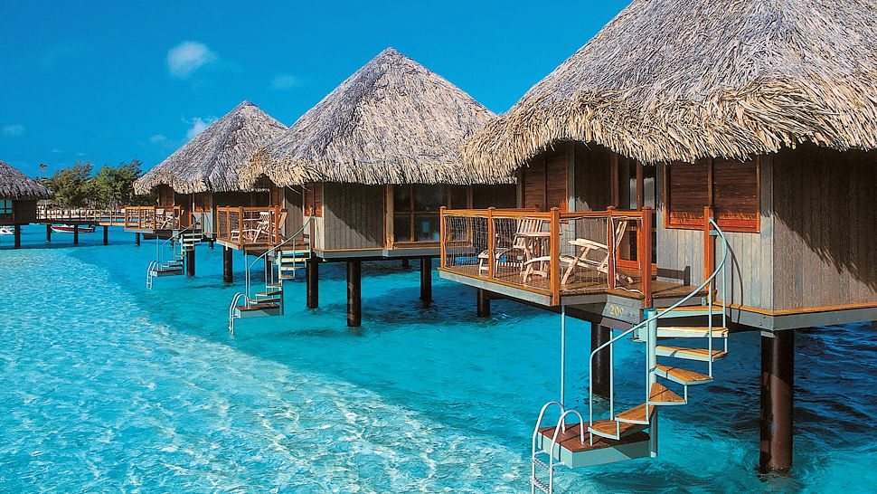 Le Meridien Bora Bora — city, country