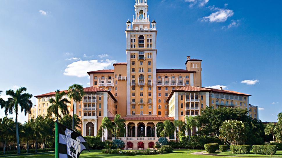The Biltmore Hotel Miami Florida