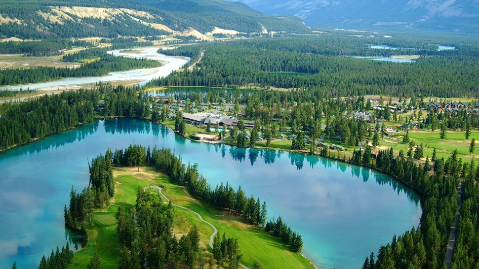 The Fairmont Jasper Park Lodge — city, country