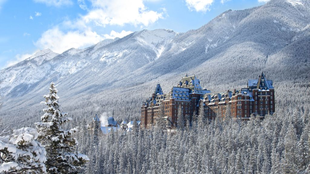 The Fairmont Banff Springs  city, country