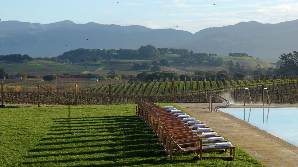 The Carneros Inn — city, country