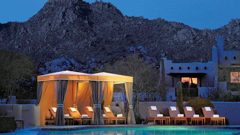 Four Seasons Resort Scottsdale At Troon North Phoenix