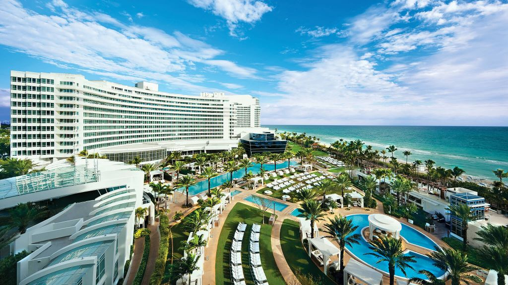 Fontainebleau Miami Beach — city, country