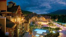 Four Seasons Resort Whistler  Whistler, Canada