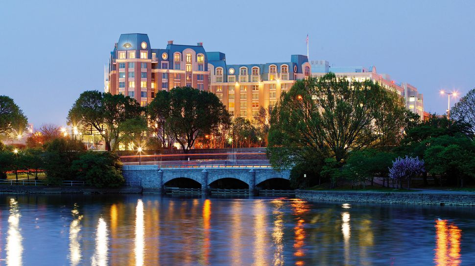 Mandarin Oriental, Washington DC — city, country